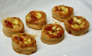 """Cartoccétto di Pizzette Sfoglia """"Polvere d'oro"""""""